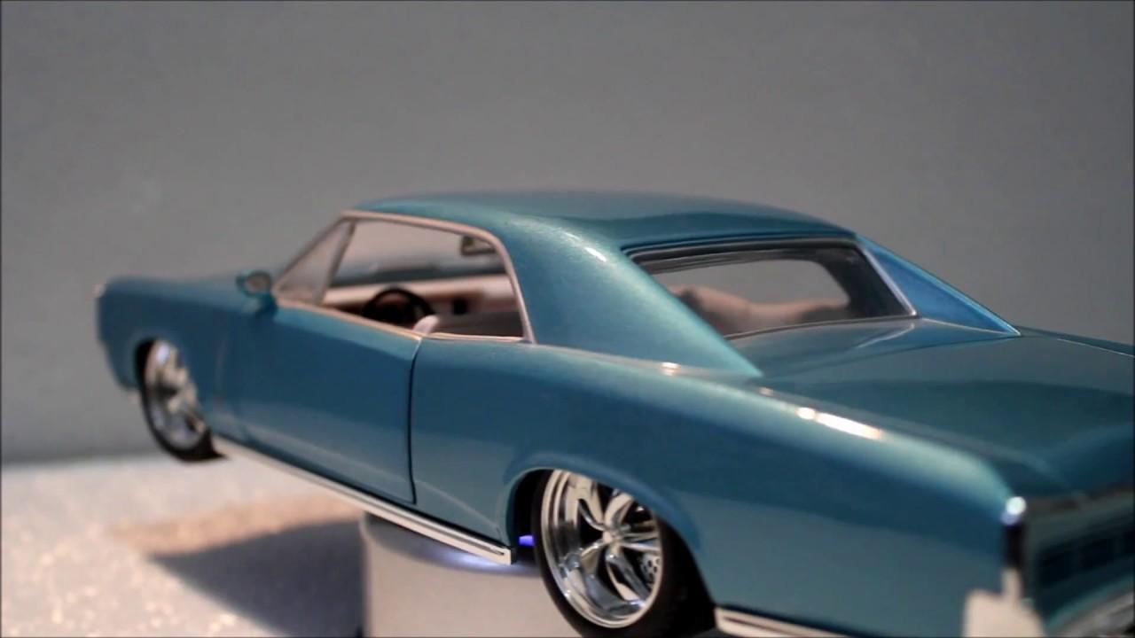 Hot Wheels 1966 Pontiac Gto 1 18 Scale Youtube