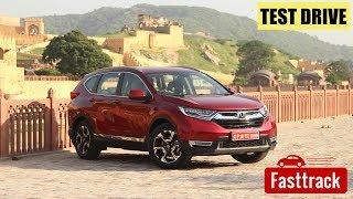 Honda CRV    Test Drive Review   Manorama Online