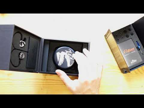 JH Audio Roxanne 2 Unboxing