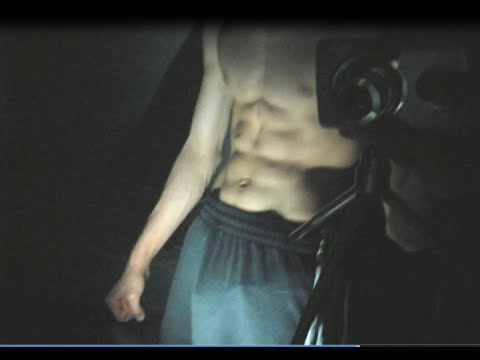 UNBELIEVABLY RIPPED  13 YEAR OLD(8 pack abs, huge biceps, triceps, shoulders, chest and back)