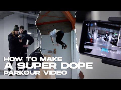Parkour video Challenge! - theBartlife