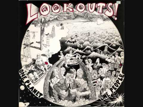 The Lookouts - One Planet, One People LP