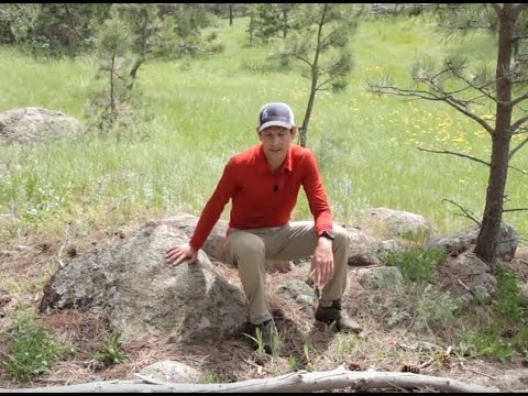 How to poop in the woods & perform a backcountry bidet