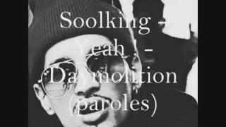 Soolking - yeah ! - Daymolition (paroles)