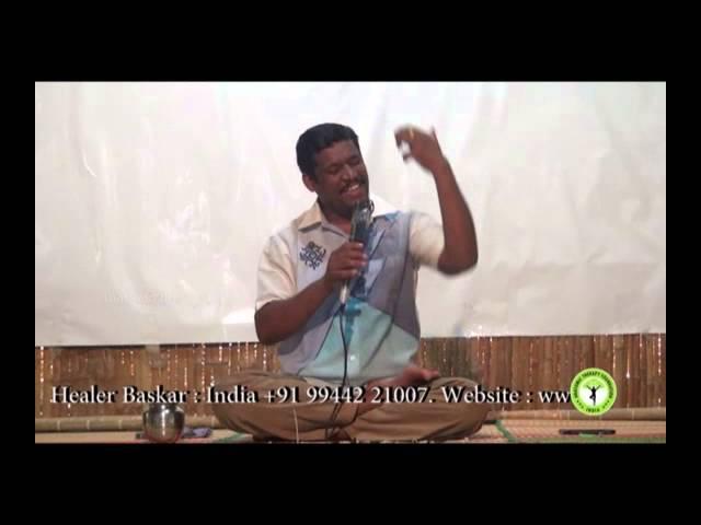 Question And Answers 2015 க ள வ பத ல Healer Baskar Peace O Master Youtube