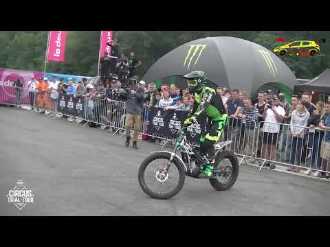 Circus Trial Tour 2019 At Total 24 H Spa Francorchamps