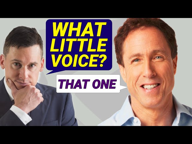 Blair Singer: Master Your Little Voice to Defeat Doubt and Anxiety