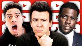 Ace Family Child Controversy, Anti-Vaxxer Measles Mess, Vegetative State Pregnancy, Kevin Hart & ...
