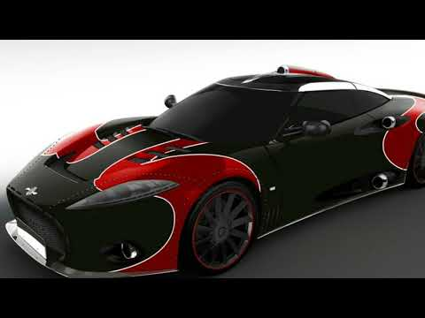 Test  Drive   Review  :  Spyker reveals special C8 Aileron LM85 to close out model's production