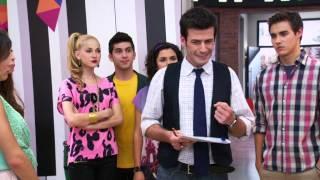 Сериал Disney - Виолетта - Сезон 2 эпизод 2
