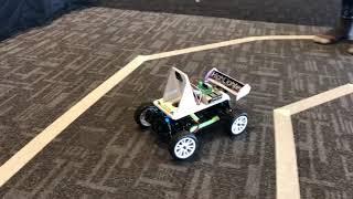 Gambar cover Training a DonkeyCar (self driving, scale model) car at GirlEdWorld Geelong