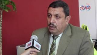 أخبار اليوم | رئيس قطاع السلامة بمطار القاهرة: نقدم 34 خدمة عالمية لجميع ركابنا