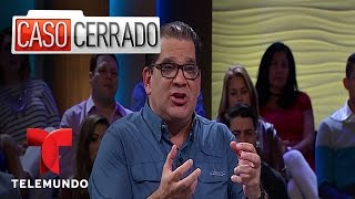 Caso Cerrado   Clown Beat With Baseball Bat ⚾️  Telemundo English