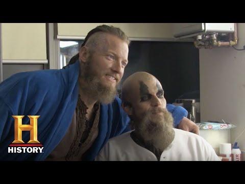 Vikings: Toronto Blue Jay Josh Donaldson Becomes Hoskuld The Viking Warrior | History