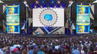 Google IO 2016 — Intro HD