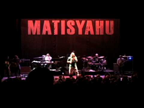 """Matisyahu """"One Day"""" Live at Moore Theater, Seattle..."""