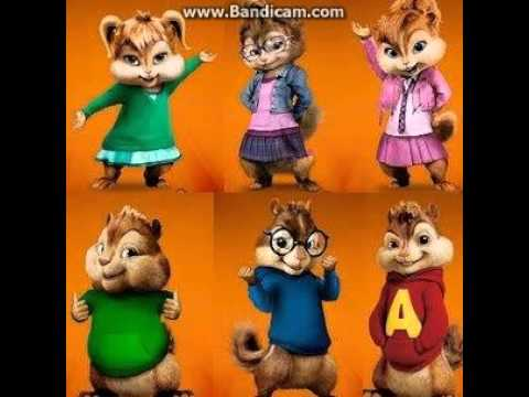 Chipettes ft. Chipmunks - On The Floor