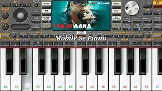 Tum Hi Aana Mobile Piano Org2020    Easy Mobile Piano Tutorial