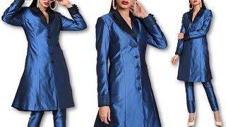 DIY Office party wear professional look kurti Cutting Stitching Full Tutorial