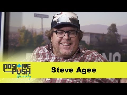 Steve Agee | Positive Push