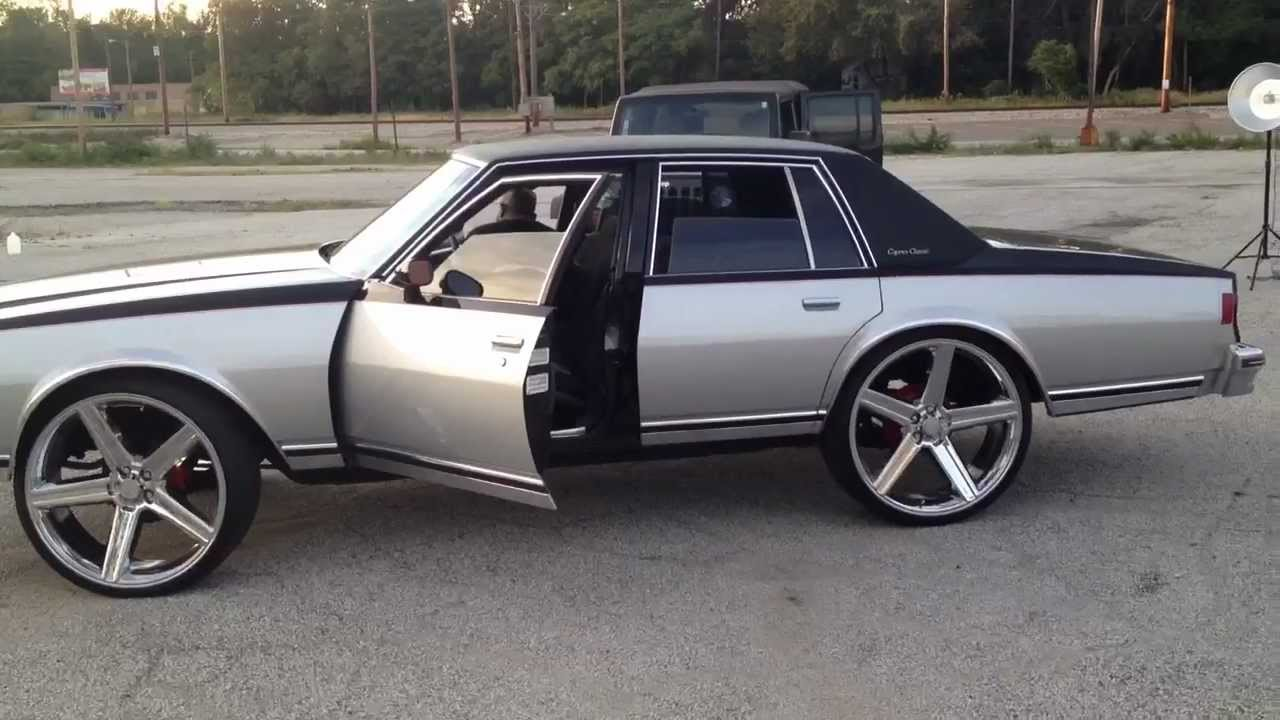 77 caprice on 28 s part 2 by sorealslab 77 caprice on 28 s part 2 by sorealslab
