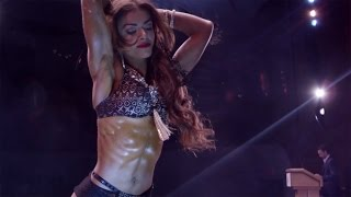 2016 SAF Summer Spectacular - Open Fitness and Athletic Swimsuit Model Highlights