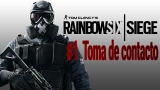 Rainbow six- siege |ps4 |1# Primeros pasos  |Español