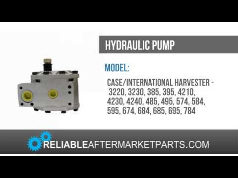 93835C92 Case IH Hydraulic Pump 385 454 485 495 574 674 885 895 995 4230  CX90 ++