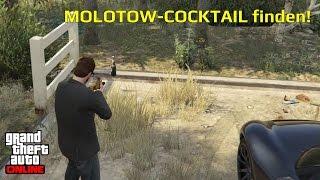 GTA 5 Online - MOLOTOW-COCKTAILS ganz einfach auf der Karte finden