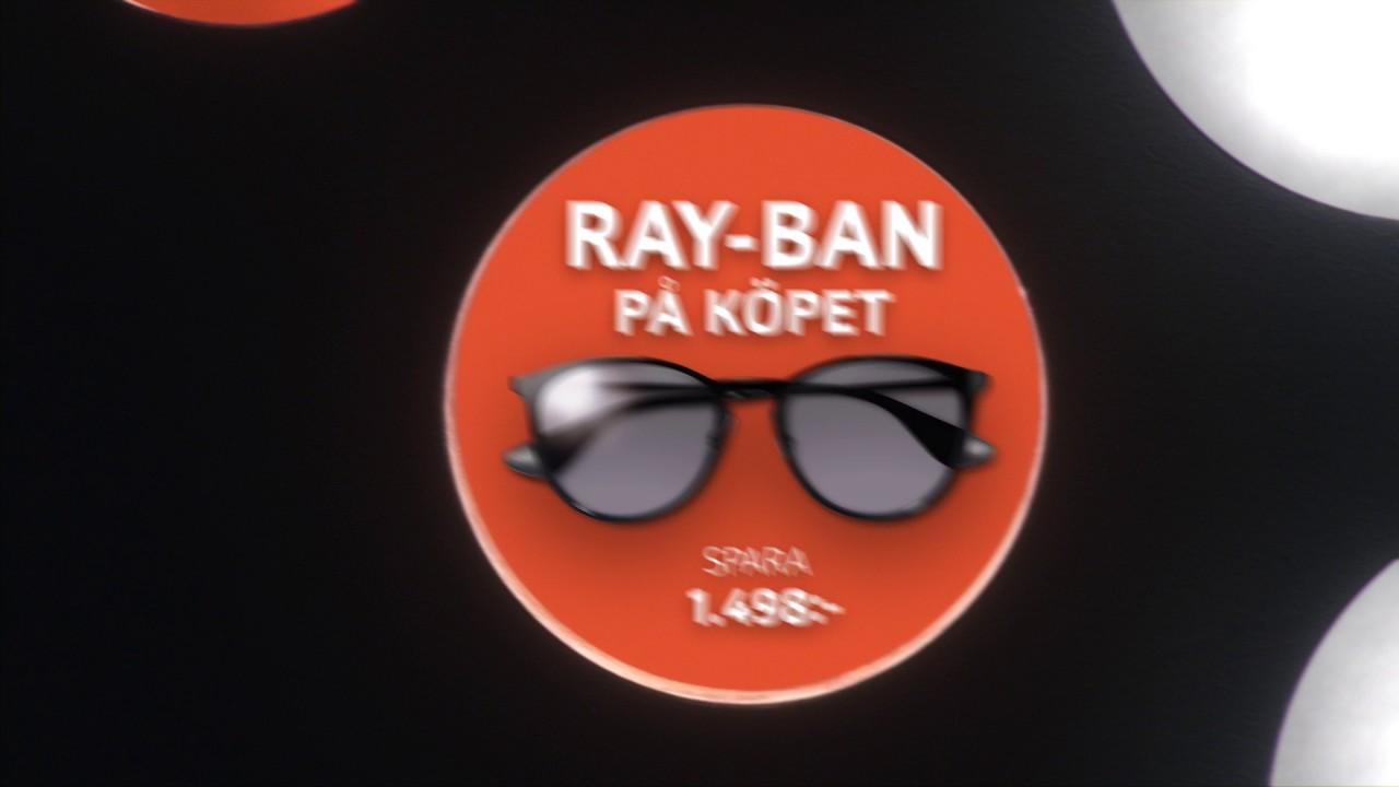 ray ban solglasögon synoptik