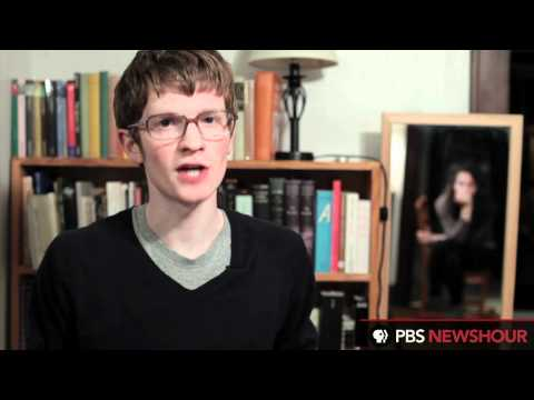 Iowa Writers' Workshop Student Alex Walton Reads a Poem