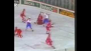 ЧМ 1983 СССР - Канада (финальный раунд)