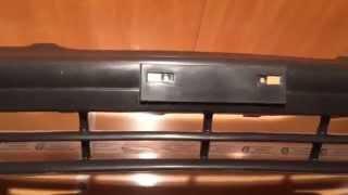 Бампер передний для Daewoo Nubira c 2000 г.(, 2014-12-02T13:55:14.000Z)