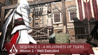Assassin's Creed: Brotherhood guide / mission walkthrough in Full HD (1080p) with Full 100% Synchronization - Sequence 1 - Peace At Last - Mission 8 ...