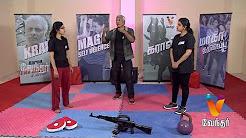 KRAV MAGA Self Defence 08-12-2017  Vendhar TV Show Online