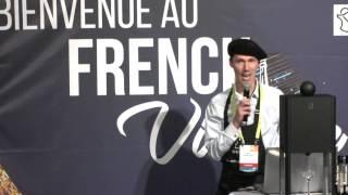 10 VINS - Le grand pitch du French Village FOCUS #SmartHome #SmartCity #SmartVehicules #SmartMobilité