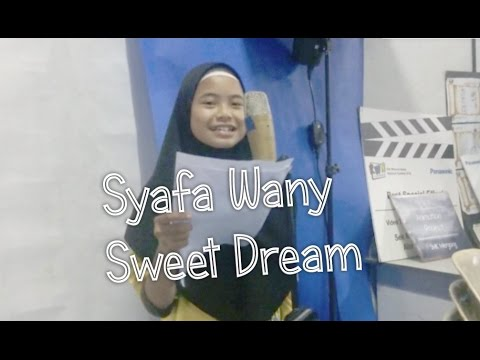 Syafa Wany - Sweet Dream (Malay Version) #WazuLirik