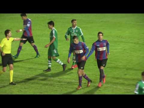 Segunda B 2016-17. Resumen SD Leioa 2 - Arenas Club 2