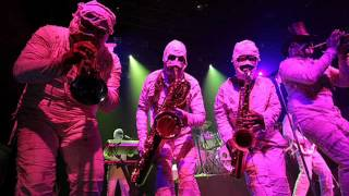 Watch Here Come The Mummies Eternity video