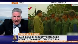 Interview of 2 February 2019 with Al Jazeera on the situation in Venezuela