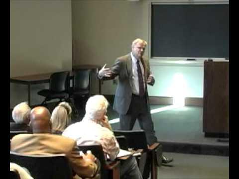 The Marshall Center presents former FBI Hostage Negotiator Gary Noesner