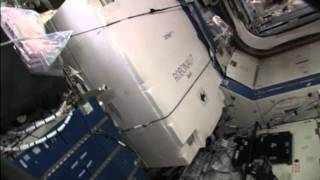 STS-133 Discovery - Flight Day 9 -  Daily Mission Recap