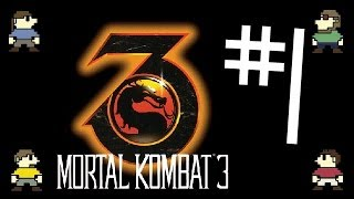 Mortal Kombat 3 - That's Kinda Dickish - MULTIPLAYER
