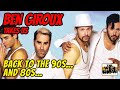 - BEN GIROUX takes us BACK TO THE 90s....and BACK TO THE 80s....!