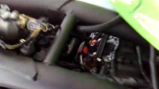 debridage z1000  2008 2009  partie 1