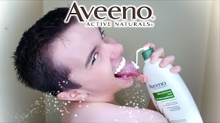 no one:  Aveeno ads: