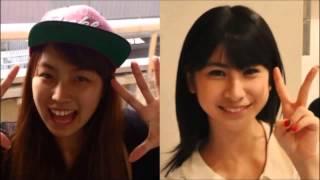 アイドリング!!!26号・尾島知佳さんが、32号・関谷真由さんを相手に、ア...