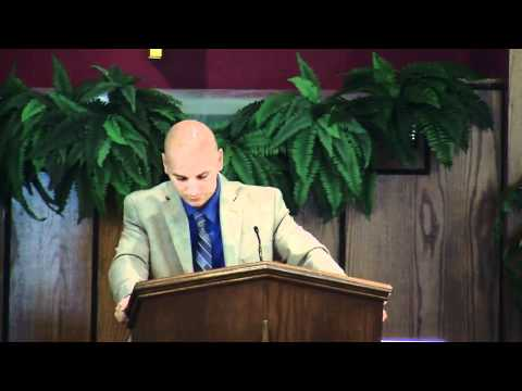 Pat Woods - He Consecrated A New and Living Way