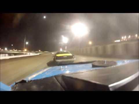 Batesville Motor Speedway 5-20-16 Hobby Stock feature