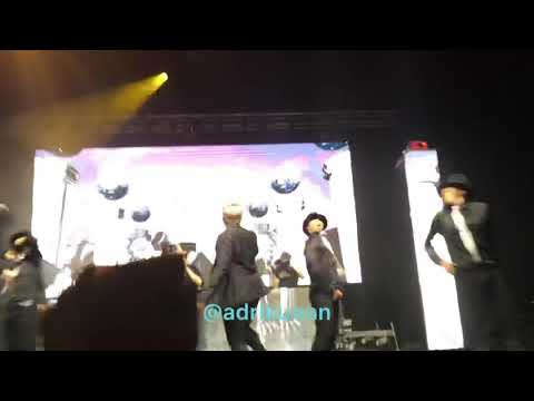 Crazy Boy-Boss At Otaquest Live In Los Angeles!